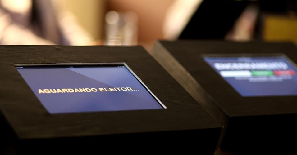 Os custos do esquema montado pelo PSDB para a realização das prévias que definirão o candidato da sigla à Prefeitura de São Paulo são estimados em R$ 250 mil. Tablets serão usados na votação