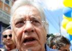 'PSDB precisa de discurso convincente', diz FHC - Junior Lago/UOL