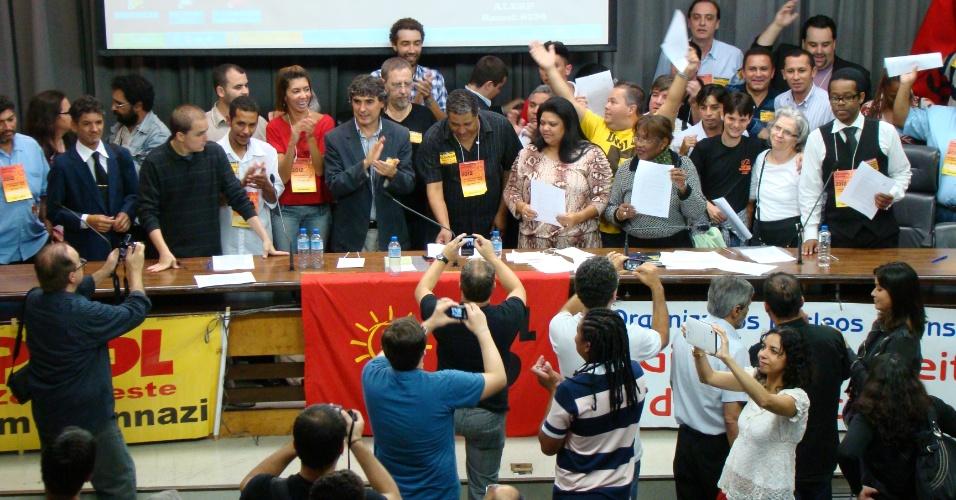 Deputado estadual Carlos Giannazi (PSOL) é escolhido como pré-candidato à Prefeitura de São Paulo