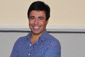 Edmilson Martins (PPL), candidato a prefeito em Itu (SP)
