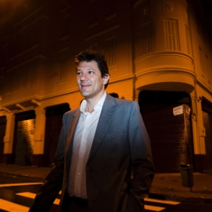 Fernando Haddad, pr&#233;-candidato do PT &#224; Prefeitura de S&#227;o Paulo