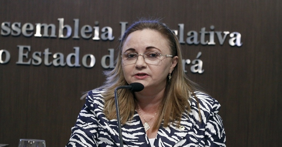 Deputada estadual Eliane Novais (PSB-CE)