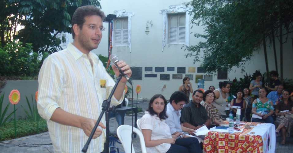 Renato Roseno (PSOL) pr&#233;-candidato &#224; prefeitura de Fortaleza