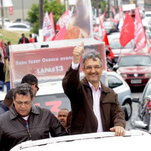 Jorge Lapas trocou o PT pelo PDT