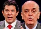 Veja as cem palavras mais usadas pelos candidatos no debate SBT/UOL - Leandro Morais/UOL
