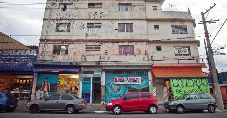 Escola de inglês e espanhol Mr. Apple, na Avenida Sapopemba, em Sapopemba (zona leste), será um dos locais de votação para a escolha do candidato tucano à Prefeitura de São Paulo