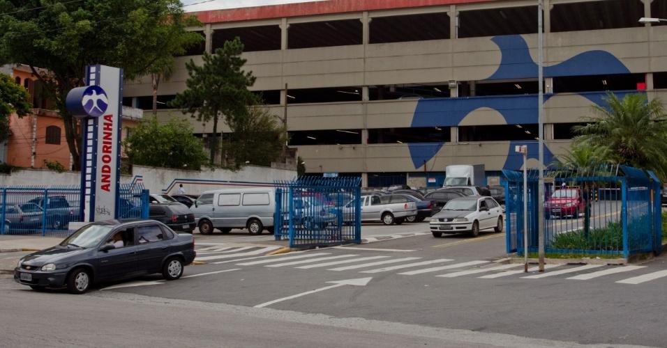 Supermercado Andorinha, na Avenida Parada Pinto, em Lauzane Paulista (zona norte), onde os tucanos poderão escolher o candidato que vai disputar a Prefeitura de São Paulo