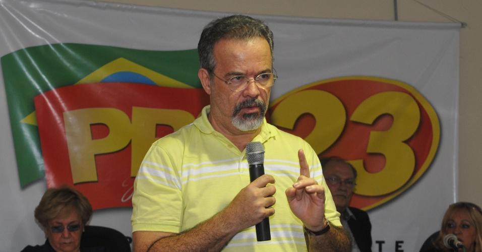 Raul Jungmann lança candidatura à Prefeitura de Recife