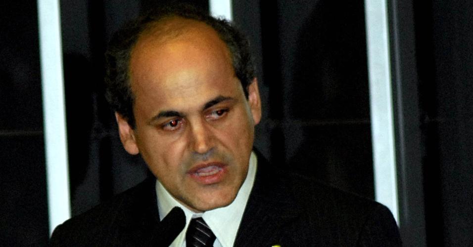 Ex-deputado Gustavo Fruet (PDT) discursa na Câmara dos Deputados