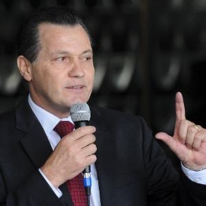 Governador de Mato Grosso, Silval Barbosa (PMDB)