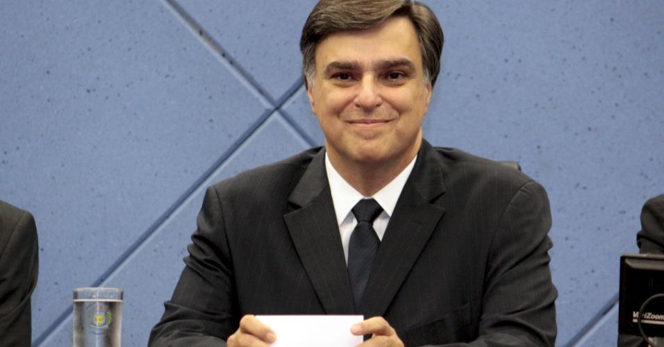 Posse de Pedro Serafim na Prefeitura de Campinas (SP), nesta quinta-feira (12).