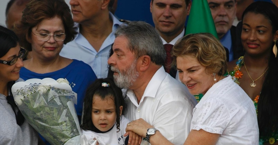Dilma é uma espécie de mãe do PAC