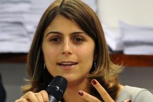 Deputada federal Manuela D'Ávila (PCdoB-RS)