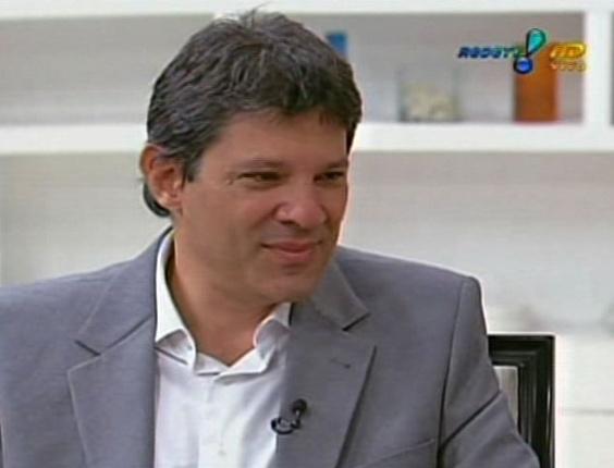 Fernando Haddad em entrevista ao Manhã Maior, da Rede TV!