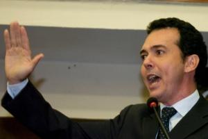 Vereador de Cuiabá Lúdio Cabral (PT)