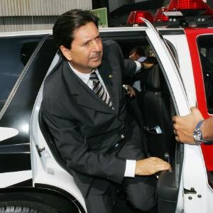 Ex-governador de Goiás Maguito Vilela (PMDB)