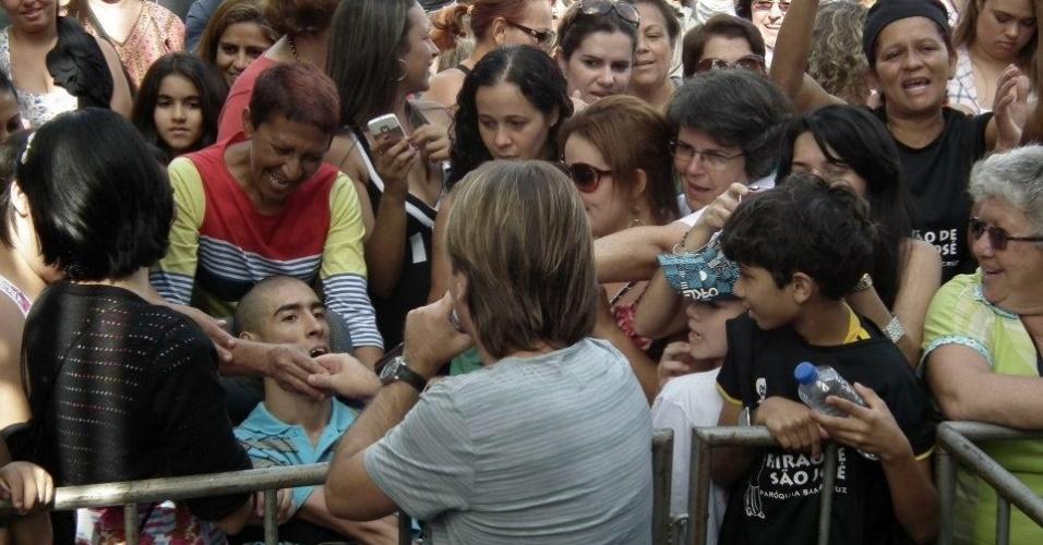 6.mai.2012 - Eros Biondi, pré-candidato à Prefeitura de Belo Horizonte pelo PTB