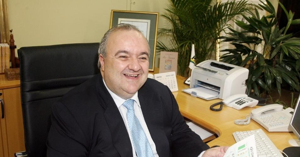 11.mai.2012 - Rafael Greca