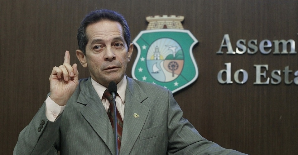 Deputado estadual Heitor Férrer (PDT-CE)