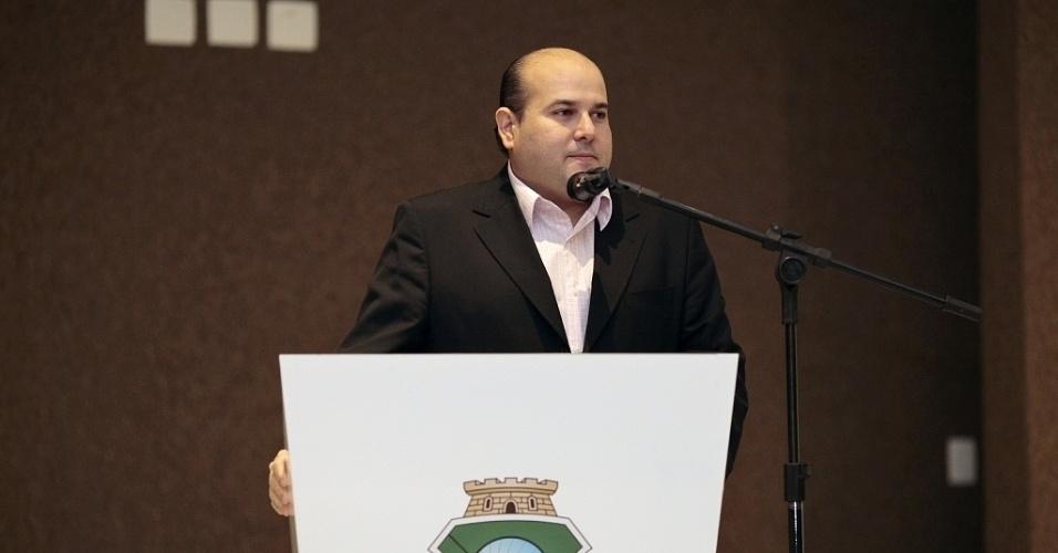 deputado estadual Roberto Cláudio (PSB-CE)