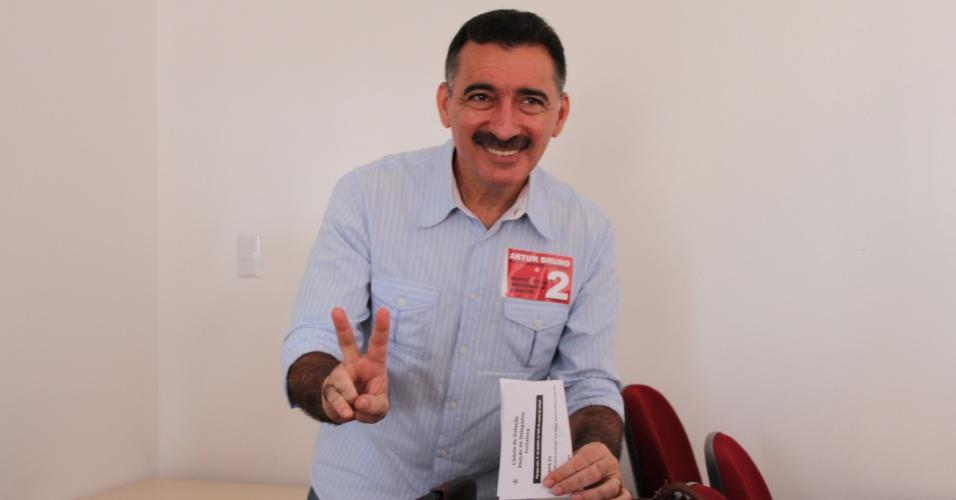Deputado federal Artur Bruno (PT-CE)