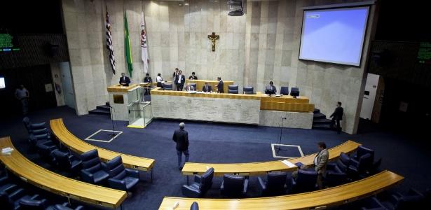 Dos 55 vereadores eleitos em 2012, 47 estão na Câmara Municipal de São Paulo hoje