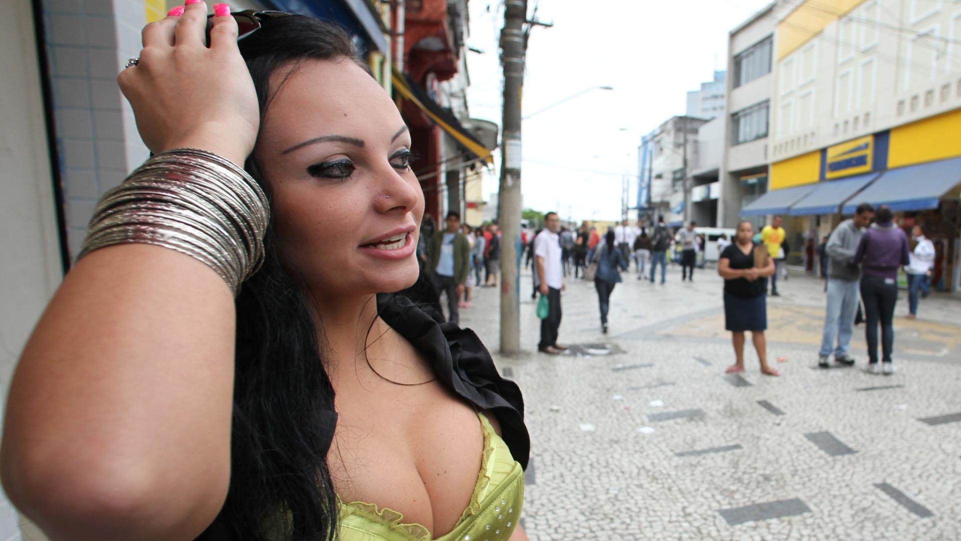 Mulher Pera