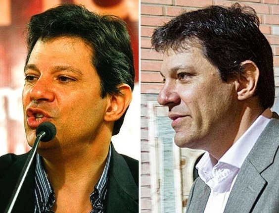 O pré-candidato do PT à Prefeitura de São Paulo, Fernando Haddad, repaginou o visual pelas mãos de Celso Kamura, o cabeleireiro responsável pela virada no look de Dilma na campanha presidencial de 2010
