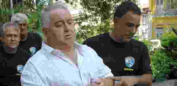 O ex-vereador Jerônimo Guimarães Filho, o Jerominho  - Gustavo Lopes/AGIF/Folha Imagem
