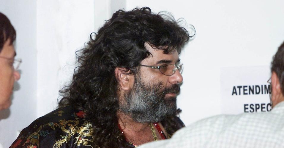 20.set.2010 - O deputado Jorge Babu (PTN) foi condenado em 2010 a sete anos de prisão por formação de quadrilha, no processo em que é acusado de integrar uma milícia na zona oeste da capital fluminense