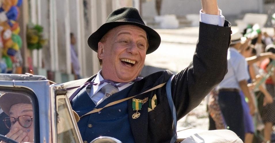 Marco Nanini como Odorico Paraguaçu