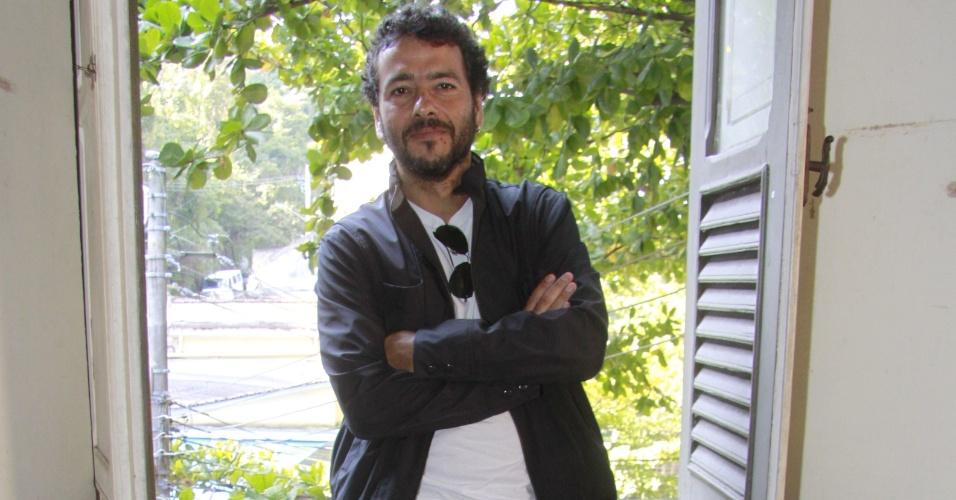 Marcos Palmeira como Guma em Porto dos Milagres