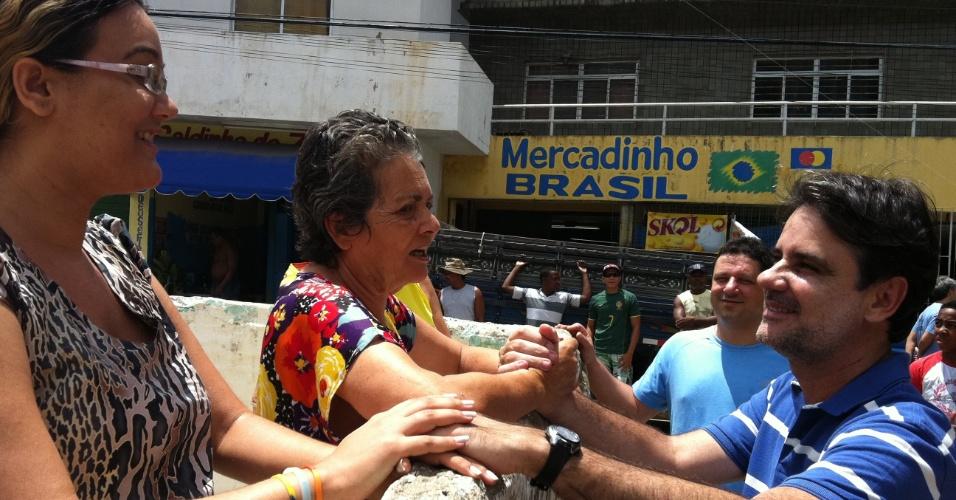 01.abr.2012 - Deputado federal Raul Henry (PMDB), pré-candidato à prefeitura de Recife
