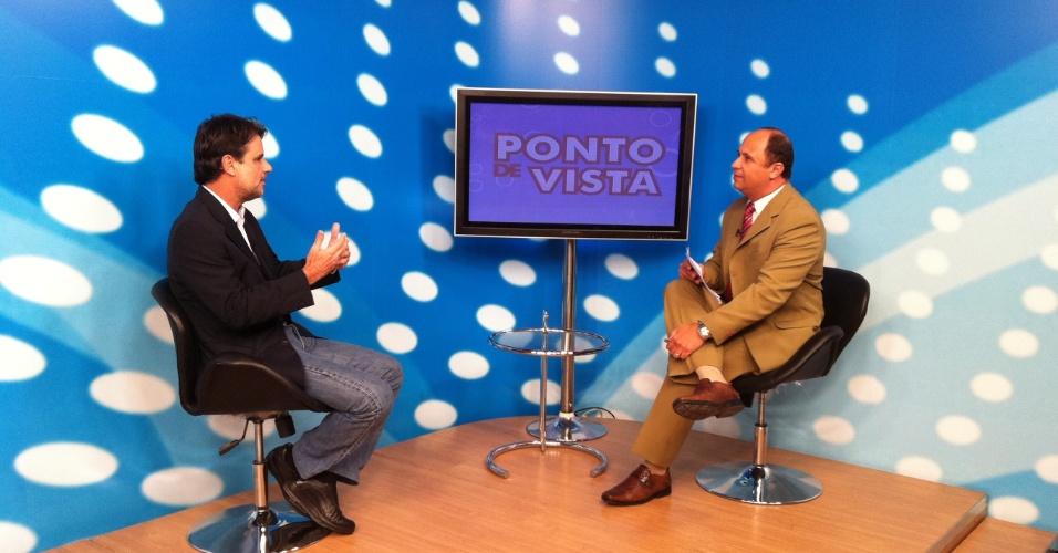 Deputado federal Raul Henry (PMDB), pré-candidato à prefeitura de Recife