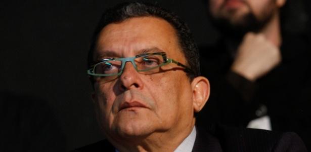 O publicitário João Santana, marqueteiro do PT, investigado pela Operação Lava Jato