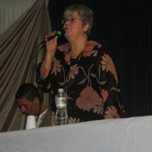 Angela Guadagnin (PT), vereadora por São José dos Campos, que ficou conhecida pela dança da pizza - Divulgação