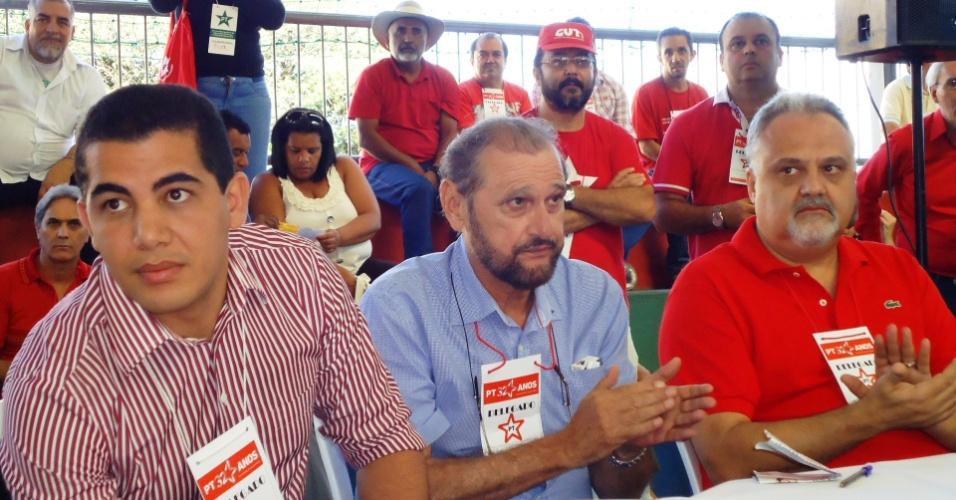10.jun.2012 - Após quatro adiamentos, o PT de Belo Horizonte finalmente escolheu Miguel Corrêa Júnior para ser o candidato a vice-prefeito na chapa encabeçada por Marcio Lacerda (PSB), atual prefeito e que tenta a reeleição na capital mineira