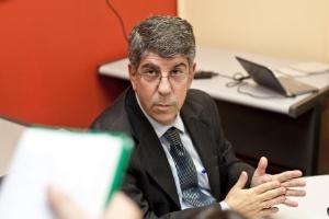 O vereador, presidente do PT-SP e coordenador da campanha de Haddad, Antonio Donato