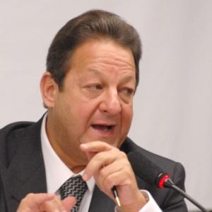 O desembargador Luiz Zveiter