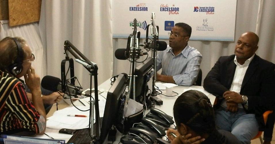 24.jul.2012 - Em entrevista a uma rádio, o candidato a prefeito de Salvador, Márcio Marinho (PRB), afirmou que pretende ampliar e capacitar a Guarda Municipal de Salvador
