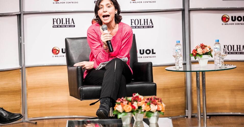 15.ago.2012 -Soninha disse que muitas de suas posições não são populares, mas que ela nunca teve problema em revelá-las. Mas disse também que parou de fumar maconha ao se tornar budista