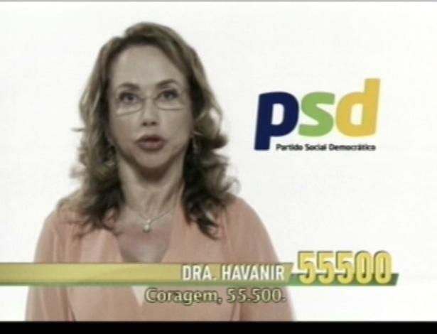 Havanir Nimtz (PSD) é candidata a vereadora em São Paulo