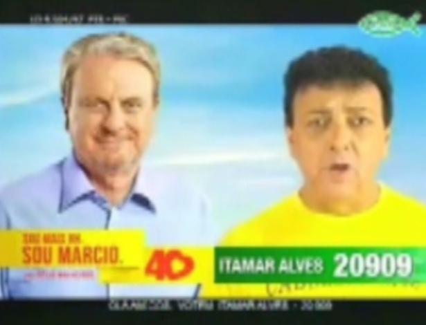 """Itamar Alves (PSC), candidato a vereador em Belo Horizonte, se autointitula """"o cabelereiro de Cristo"""" para obter votos"""