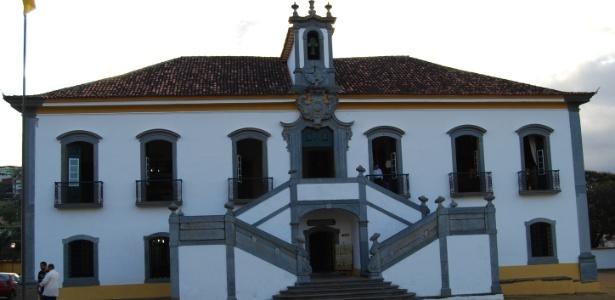 Casa de Câmara e cadeia em Mariana - Priscila Tieppo/UOL