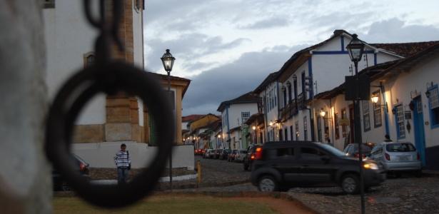 Primeira eleição em Mariana completou 300 anos em 2011 - Priscila Tieppo/UOL