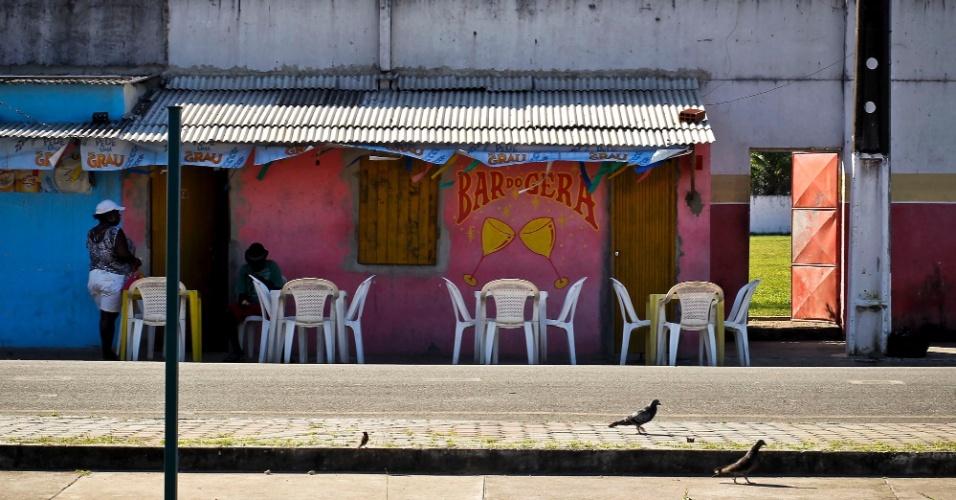 Rua de Simões Filho (BA)