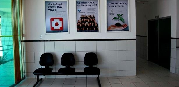 """""""Uma sentença, uma árvore"""" - Leandro Moraes/UOL"""
