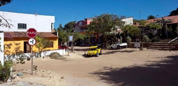 Ruas de areia - Leandro Moraes/UOL