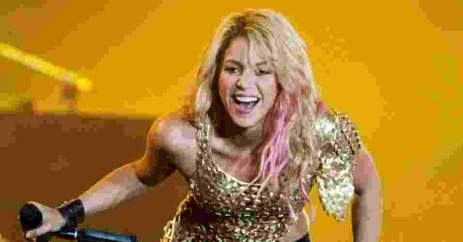 Shakira - Danilo Verpa/Folhapress