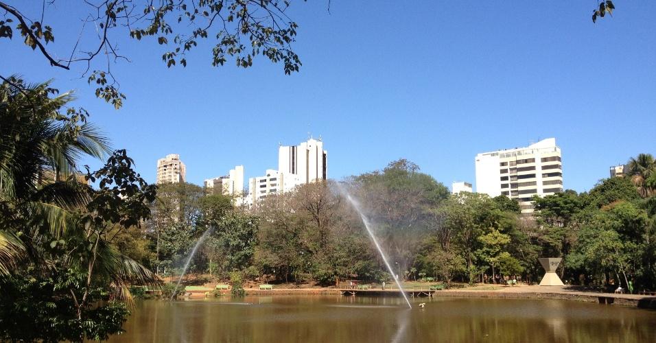 Bosque dos Buritis, em Goiânia (GO)